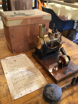 Steam Engine Toy