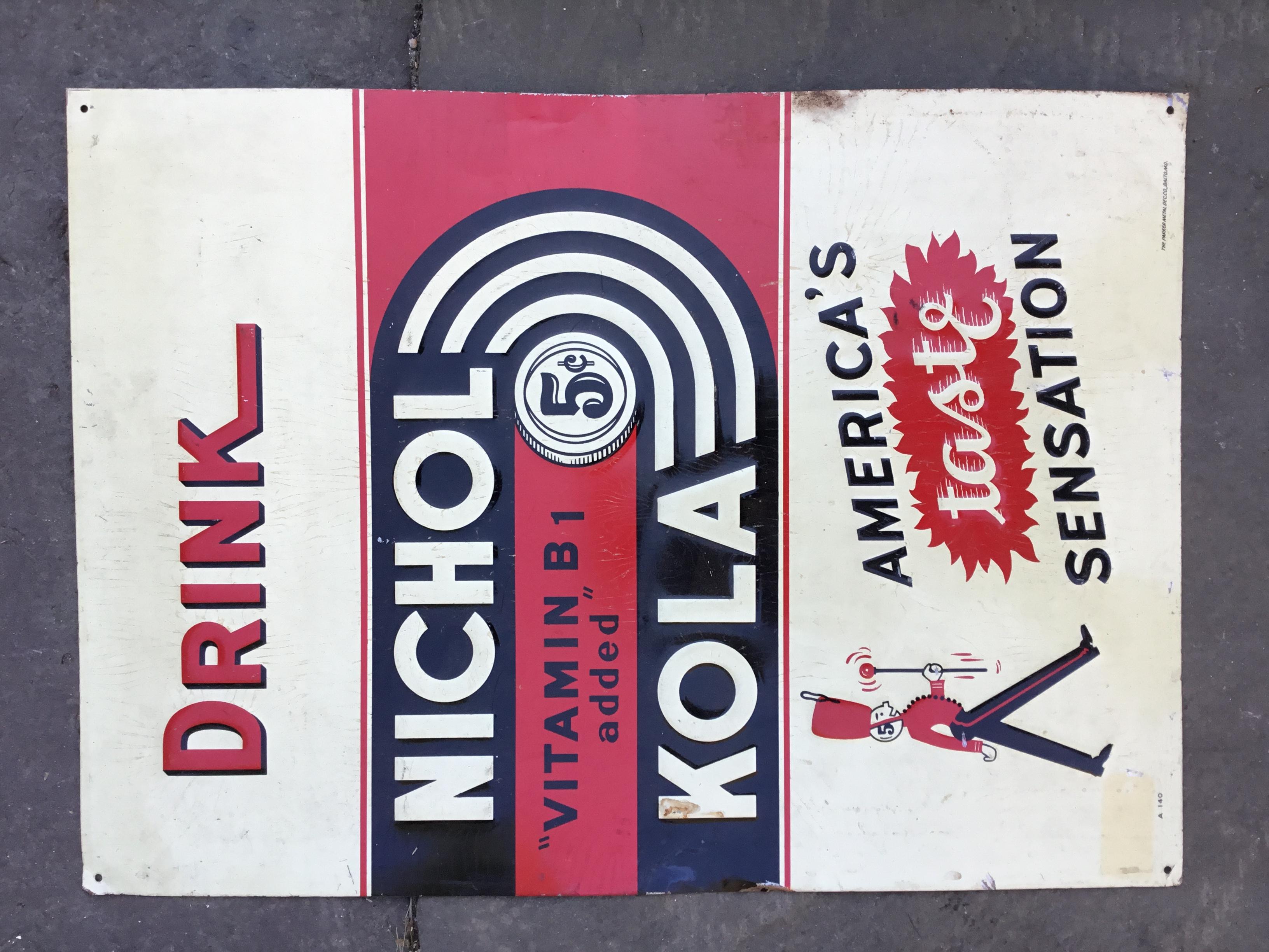 Nichol Cola