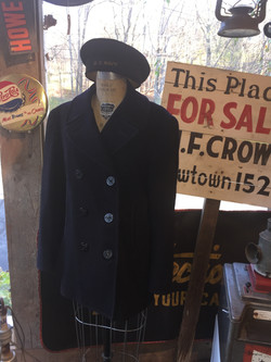 WWII P-Coat