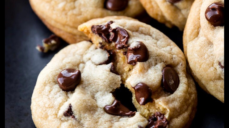 Chocolate Chip Cookies 6 pack