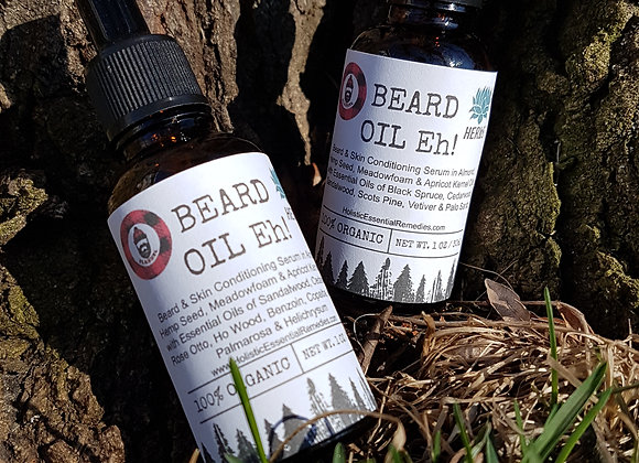 Beard Oil Eh!