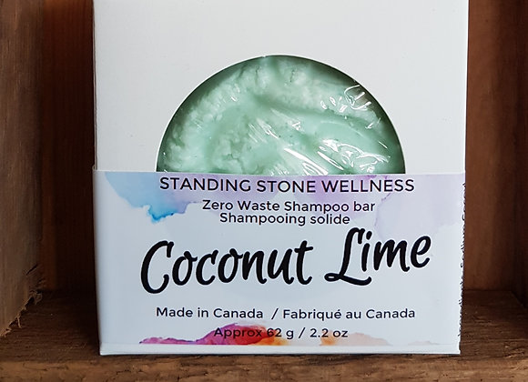 Zero Waste Shampoo Bar (Standing Stone Wellness)