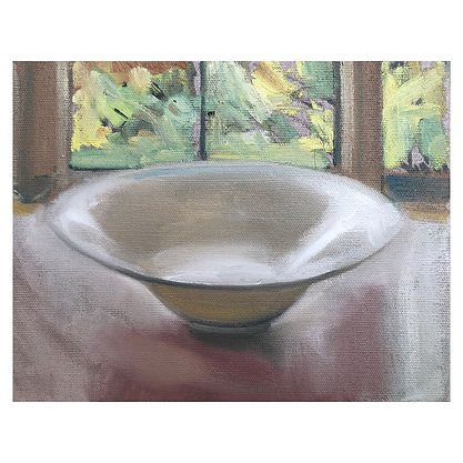 bowl art oilpaint