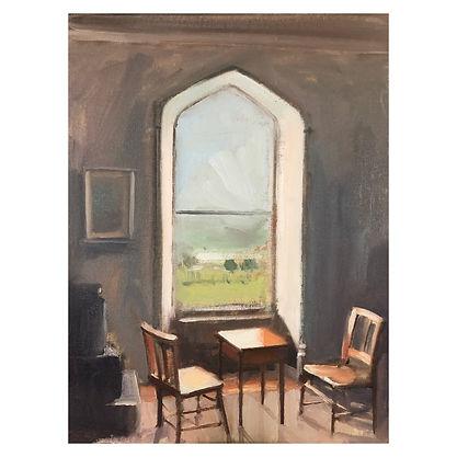 interior window view Lake District