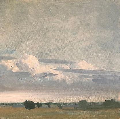 Calm Winds, Dominic Parczuk, Artist, Painter, Lincolnshire