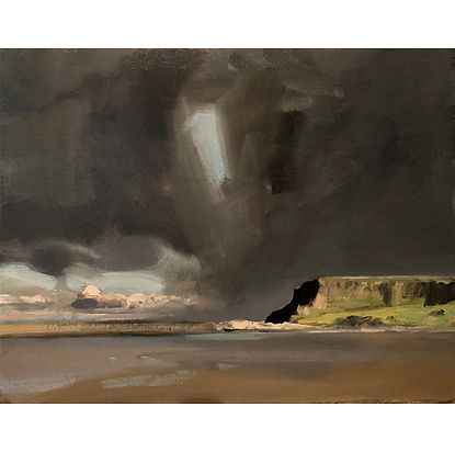 Whitby, Dominic Parczuk, Artist, Painter, Lincolnshire