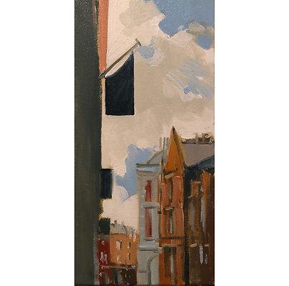 York Street, Dominic Parczuk, Artist, Painter, Lincolnshire