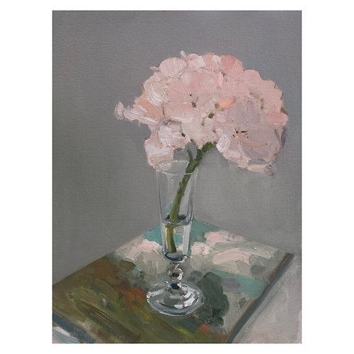 """Rhododendron. 12x16"""""""