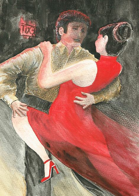 Red Dress Tango