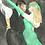 Thumbnail: Stripes & Green Tango