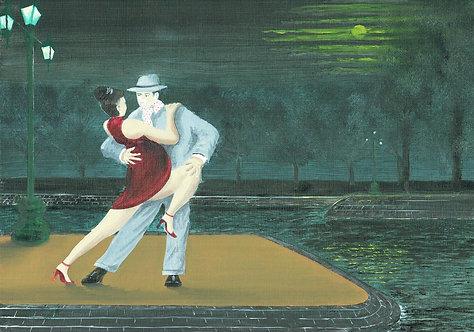 Left Bank Tango