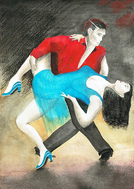Turquoise Tango