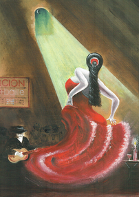 Moonlit Flamenco