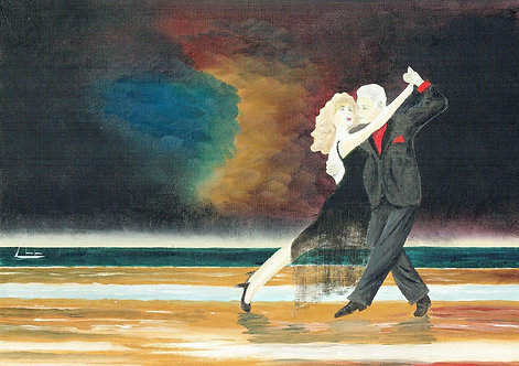 Tango on the Beach