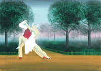 Tango in the Park