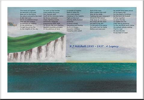 R J Mitchell (1895 - 1937) A Legacy