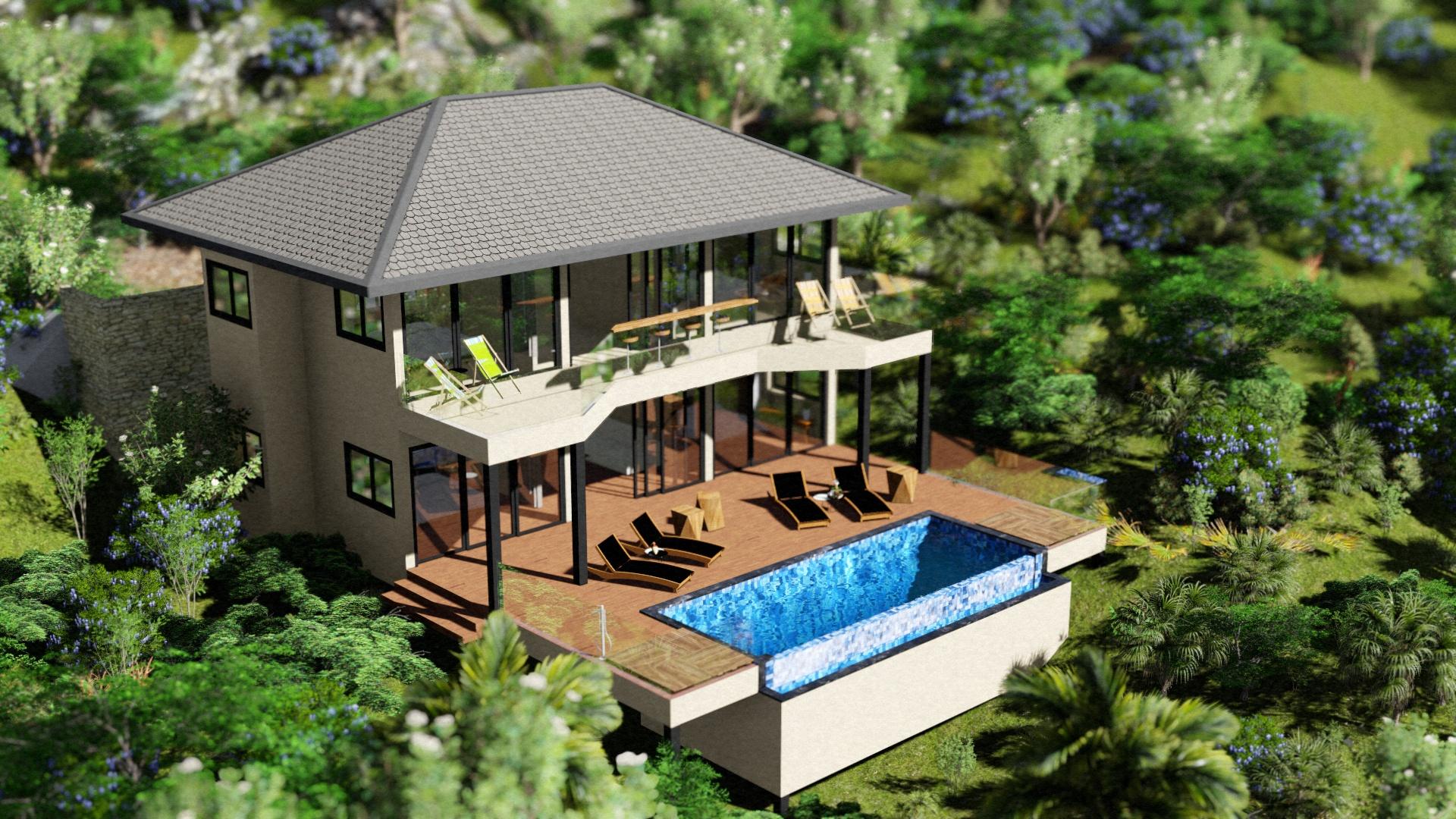 vacation house koh phangan