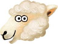 sheep from kids app