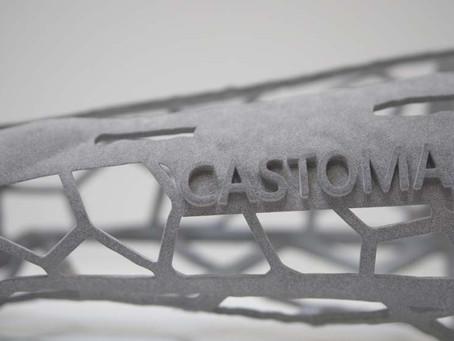 גבס פלסטי קל, עמיד במים בעיצוב אישי מבית קאסטומייד