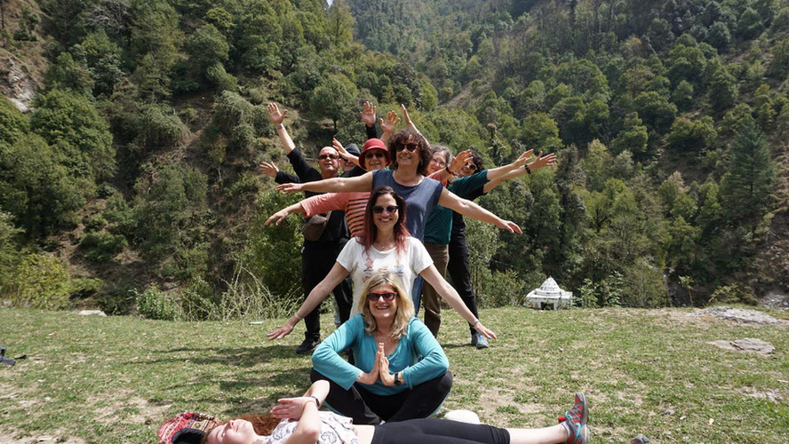 טיול בנושא יוגה להודו