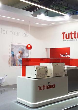 Tuttnauer   Frankfurt 2018