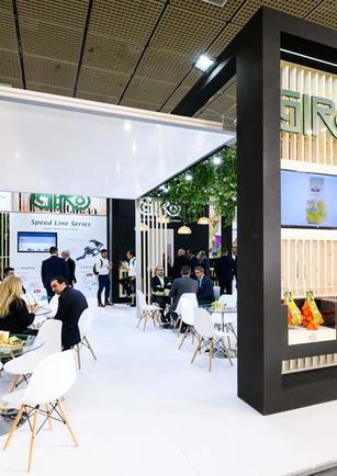 Giro FruitLogistica 2020 Berlin
