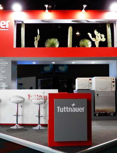 Tuttnauer I Mexico City 2018