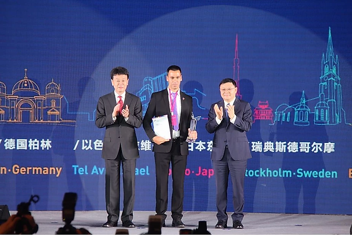 CorNeat Vision Wins the Finals of China (Shenzhen) Innovation & Entrepreneurship Int'l Competition