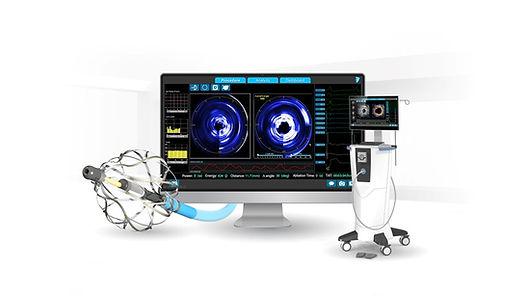 Atrialfibrillation treatment system