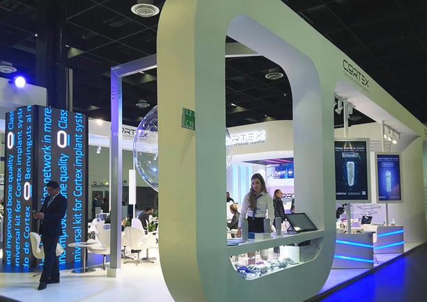 Cortex Dental IDS 2019 Cologne Germany