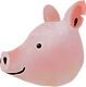 pig from educational app
