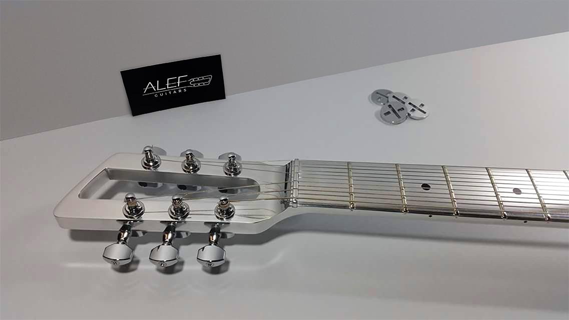 "Guitar Neck 25.5"" scale"