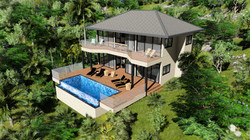 בית נופש בתאילנד