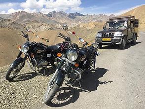 Motorcycle Journey