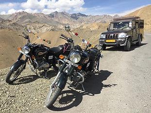 טיולי אופנועים