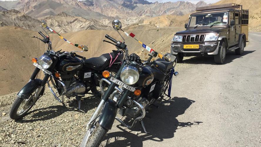 טיולי אופנועים בהודו