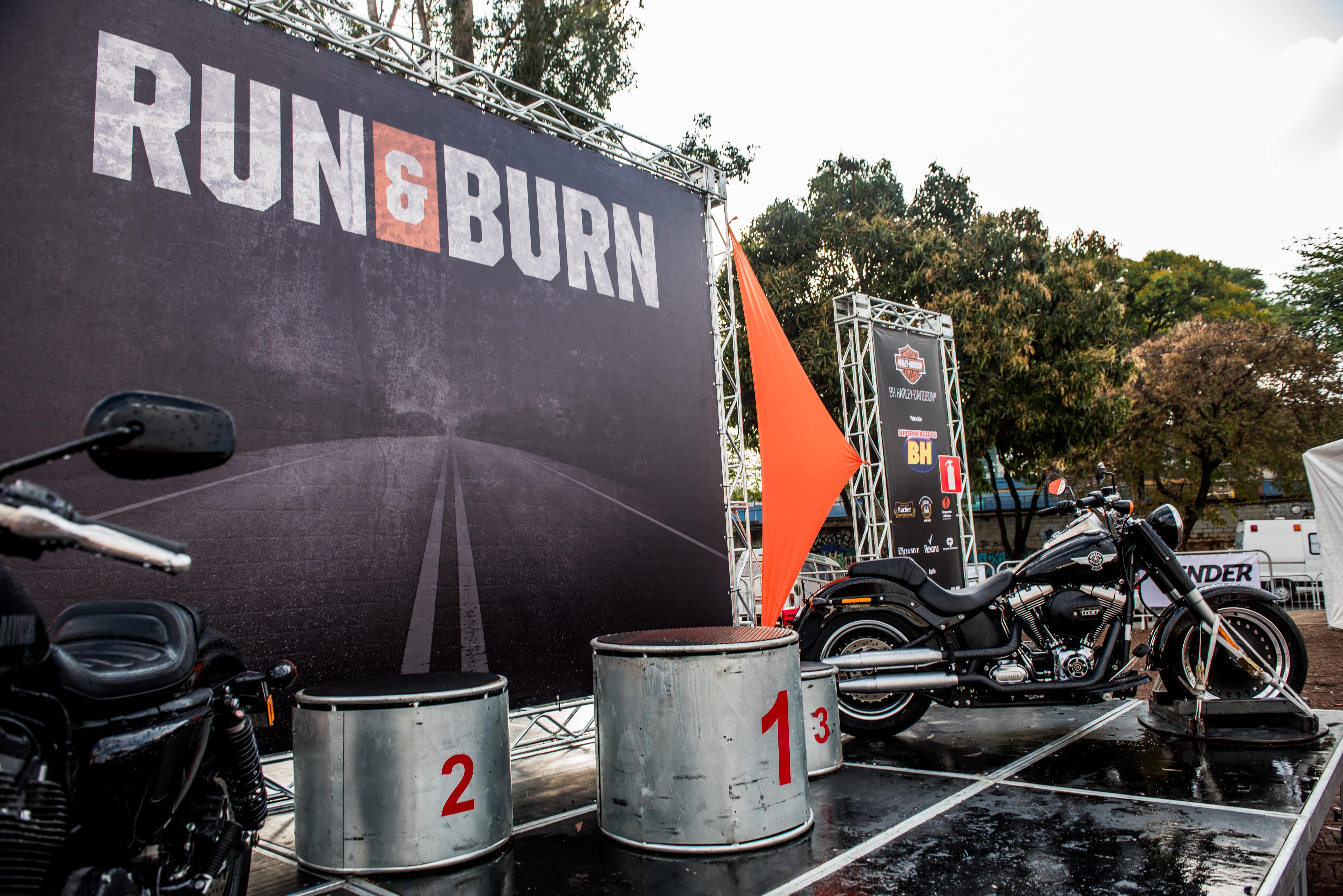 RUN & BURN