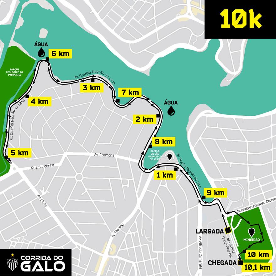 CORRIDA DE 10KM