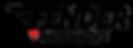 Macar transparente preta - com sombra.pn