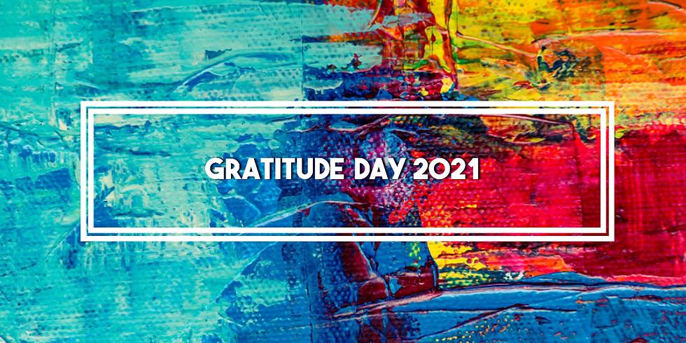 Gratitude Day 2021