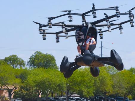 Boletin Notired 27Ago20 - La Fuerza Aérea de Estados Unidos prueba su primer coche volador que funci