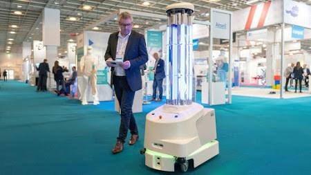 Boletin Notired 14oct20 - Robots ultravioleta, la nueva arma europea contra el virus
