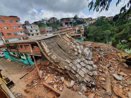 Boletin Notired 5Mar21 - Explosión en una vivienda dejó nueve heridos y cerca de 40 casas afectadas
