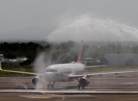 Boletin Notired 2Sep20 - Avión de Avianca arribó este martes al aeropuerto de Cartagena