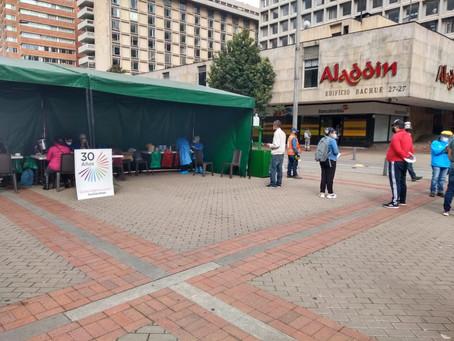 Boletin Notired 3Jul2020 - Así podrá tomarse la prueba del coronavirus gratis en Bogotá