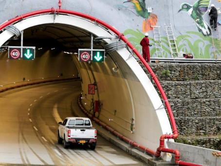 Boletin Notired 24Ago20 - Tras 15 años, túnel de La Línea será una realidad el 4 de septiembre