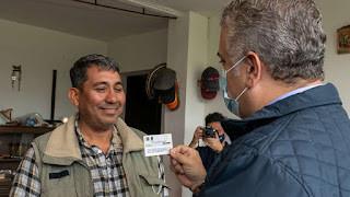 Boletin Notired 14Oct21 - primera tarjeta de permiso para migrantes Venezolanos
