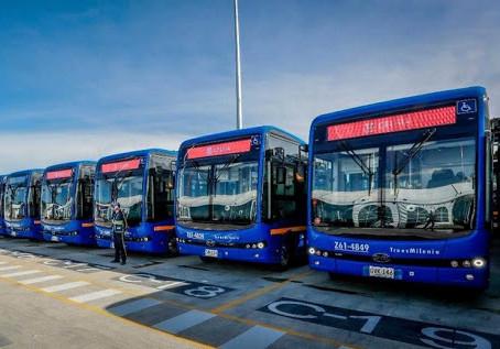 Boletin Notired 12Ene21 -  Bogotá, es ahora la capital con la flota   más grande de buses eléctricos