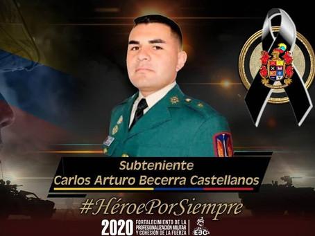 Boletin Notired 26Nov20 - Hallan muerto a subteniente del Ejército desaparecido en el Guaviare