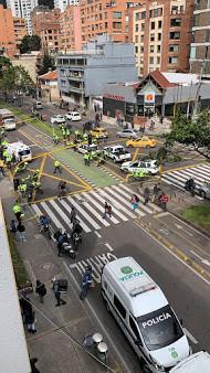 Boletin Notired 11Mar21- Balacera en el sector de Rosales en Bogotá, deja 2 personas muertas